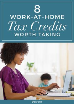 If you telecommute or spend time working at home, these tax tips could save you big money!