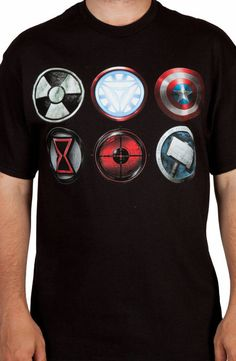 ✓ The Avengers Movie Shirt - $10