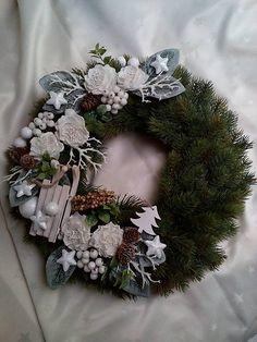 byMajka / Vianočný veniec veľký