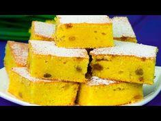 Ai mâncat vreodată o prăjitură cu mălai? Dacă nu, e cazul să faci asta. Romanian Food, Romanian Recipes, Sin Gluten, No Cook Desserts, Cornbread, Sweets, Homemade, Cooking, Ethnic Recipes