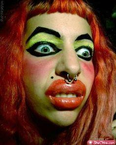 Makeup Gone Wrong