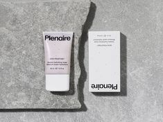 Jody Hudson Powell and Luke Powell define the visual language of new skincare brand, Plenaire Packaging Design, Branding Design, Skin Frost, French Expressions, Hydrating Mask, Fragrance Mist, Clean Beauty, Light And Shadow, Sensitive Skin