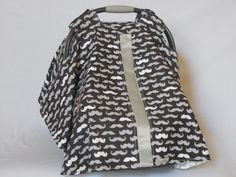 Baby car seat cover/canopy by SewCuteNanna on Etsy https://www.etsy.com/listing/252712555/baby-car-seat-covercanopy