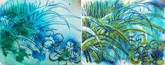 Printmaking: Original Art in Several Printmaking Techniques - GardenSpirits NY