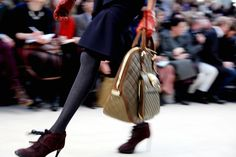 The Burberry Prorsum Womenswear Autumn/Winter 2012 show #LFW