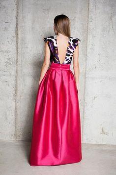 Confesiones de una boda: Invitadas con falda larga