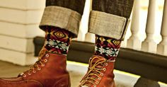 How to Wear Your Socks: 3 Important Rules | Male Extravaganza