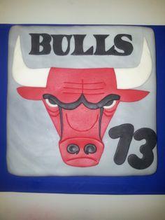 Tarta Chicago Bulls
