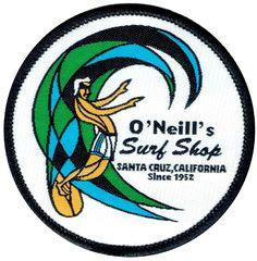 O'Neill's Surf Shop Santa Cruz California