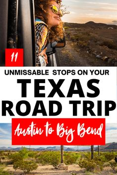 Looking for Texas road trip ideas? This guide details exactly which stops to take from Austin to Big Bend National Park featuring BBQ, nature and art. Texas road trip map included inside as well as useful tips and Texas pictures. Texas destinations, Texas road trip stops, best places to visit in west Texas, Texas itinerary, Texas road trip itinery, the lone star state travel guide #texas #roadtrip Road Trip Map, Texas Roadtrip, West Texas, United States Travel, Travel Abroad, European Travel, Cool Places To Visit, Travel Guide, Bbq