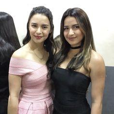 Yassi and Issa Pressman Yassi Pressman, Issa, Actresses, Filipino, Celebrities, Singers, Tops, Women, Fashion