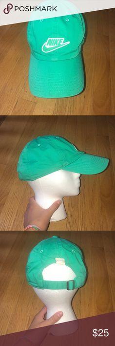 Green Nike hat!! Green Nike hat Nike Other