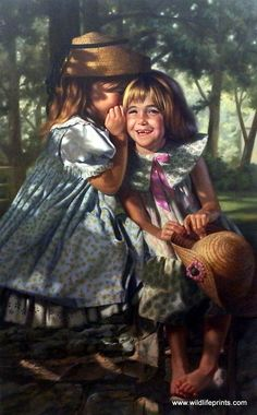Bob Byerley Giggles and Whispers