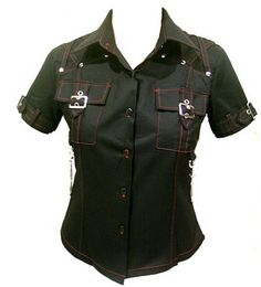 Punk Clothing ( Get your goth on with gothic punk clothing - a favorite repin of www.vipfashionaustralia.com )