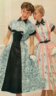 画像 : かわいい♡50年代のファッション/メイクまとめ #ツボだったらRT - NAVER まとめ