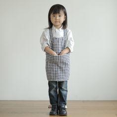 adorable / kids cross apron @Louise Bertoncini