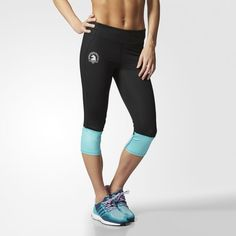 Boston Marathon® Supernova 3/4 Tights - Black