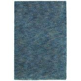 Found it at Wayfair - Shaw Rugs Mirabella Shag Blue Rug