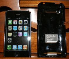 Great iPhone 3GS. Excellent shape and comes with a Mophie.