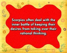 Scorpio Characteristics Traits images