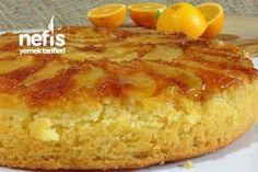 Nefis Elmalı Portakallı Kek Tarifi nasıl yapılır? 1.607 kişinin defterindeki bu tarifin resimli anlatımı ve deneyenlerin fotoğrafları burada. Yazar: Gülcan Taner