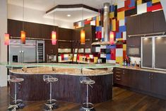The top trends in high-end kitchen countertops https://cstu.io/96f84d #kitchen #kitchendesign  #kitchendesigns #coolkitchen #kitchendesignideas