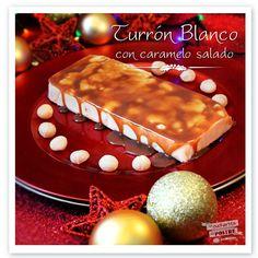 TURRÓN BLANCO CON NUECES DE MACADAMIA Y CARAMELO SALADO #RECETATURRON #RETOTURRON14   Cocina