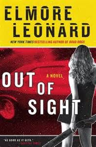 "Elmore Leonard's books - Out of Sight book (1996) film (1998) - ""Foley had never seen a prison where you could walk right up to the fence without getting shot."" Before there was Raylan, there was U.S. Marshal Karen Sisco who isn't about to let a criminal like ""gentleman"" Jack Foley bust out of Florida's Glades Prison. But there's a major score waiting for him in Detroit, and a marshal isn't going to stop him from getting it."