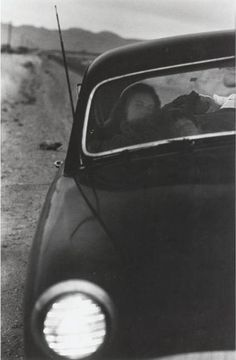 "ROBERT FRANK: ""The Photographer in the Beat-Hipster Idiom – Robert Frank's The Americans"""