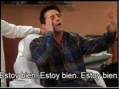 ▶ Friends - Joey se depila - YouTube
