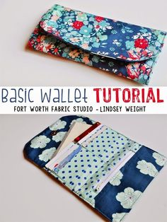 Looking for Quick Gifts for Teachers, Stocking Stuffers, etc? FREE Tutorials! | 44th Street Fabric | Bloglovin'