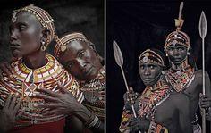 Fotografias impressionantes das tribos mais afastadas registradas pelo mundo – Criatives | Blog de Arte, Design, Criatividade e Inspiração
