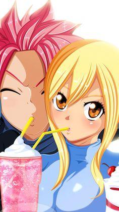 Natsu y Lucy