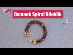 Osmanlı Spiral Bileklik - YouTube