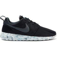 Nike Roshe run Marble Pack QS Dark Obsidian