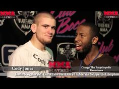 Warfare 8 Post Fight Interview With Cody Jones