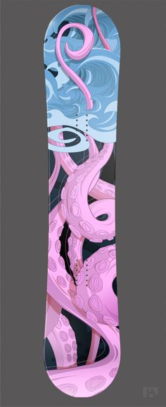 snowboards... by Konrad Kirpluk, via Behance