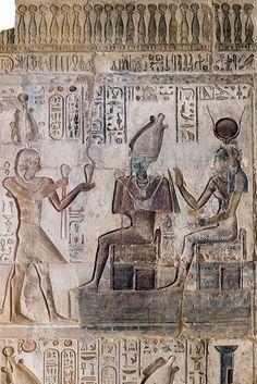Deir el-Medina Ptolemaic Temple of Hathor at Deir el-Medina por kairoinfo4u