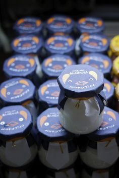 Japanese zoo takes cute to a whole new level with their penguin pudding cup #packaging
