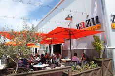 Zazu Kitchen & Farm at the Barlow, Sebastopol, Sonoma County, California.