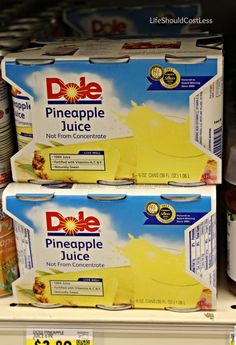Why I pack Pineapple Juice In My Hospital Bag, A tip for breast-feeding moms l lifeshouldcostless.com