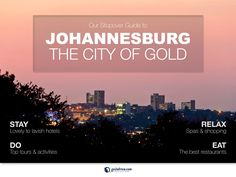 Go2Africa's City Guide to Johannesburg: The City of Gold is available for download with iBooks on your Mac or iOS device, and with iTunes on your computer. Continents, Itunes, Ios, World, Outdoor, Outdoors, Outdoor Games, The World, Earth