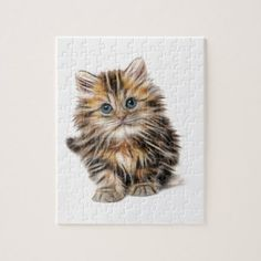 Kitten Gifts Jigsaw Puzzle