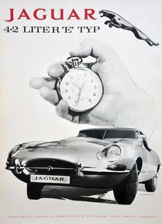 Jaguar E-Type Showroom Poster Jaguar Xk, Jaguar E Type, Jaguar Cars, Coventry, Jaguar Showroom, Vintage Advertisements, Vintage Ads, Automobile, Jaguar Daimler