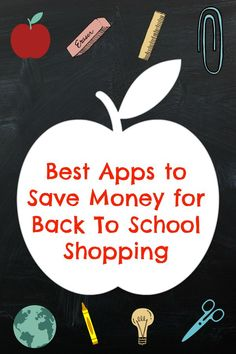 Best Apps to Save Money for Back To School Shopping VZWBuzz