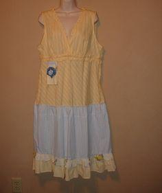 Large Cute Boho Gypsy Mori Girl Vintage Shabby Chic by Artfullyou, $40.00