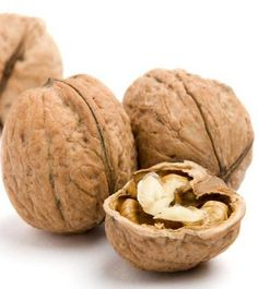 Walnuts have amazing health benefits. Walnuts improve cardiovascular function and have wonderful anti-inflammatory properties.     But did you know that walnuts could help you get a better night's sleep and help lower risk of weight gain? Nuts have gotten a bad rap for being too high in fat, but the truth about nuts is that nuts, especially walnuts, are a powerhouse of nutrition. Here are some healthy reasons to get more walnuts into your diet! #walnut #benefits