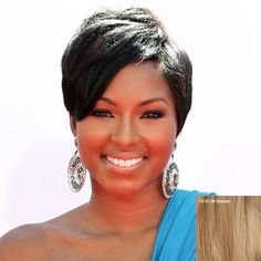Human Hair Capless Wigs Human Hair Straight / kinky Straight Pixie Cut / Short Hairstyles 2019 / With Bangs Halle Berry Hairstyles Side Part Short Capless Wig Womens Halle Berry Hairstyles, Bob Hairstyles, Straight Hairstyles, Black Hairstyles, Wedge Hairstyles, Short Sassy Hairstyles, Teenage Hairstyles, Hairstyles Pictures, African Hairstyles