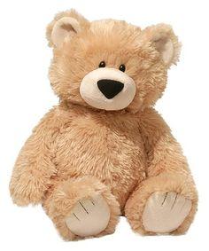 """Look at this #zulilyfind! 18"""" Messina Bear Plush Toy #zulilyfinds"""