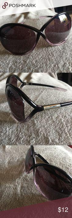 Two shades sunglasses light and dark purple.. Sun glasses Accessories Glasses